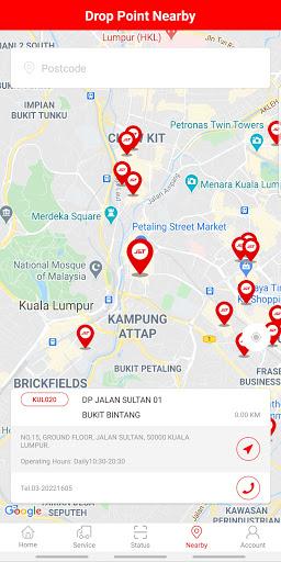 J&T Malaysia 1.7.2 Screenshots 4