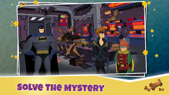 Scooby-Doo Mystery Cases Mod Apk (Unlimited Money) 3