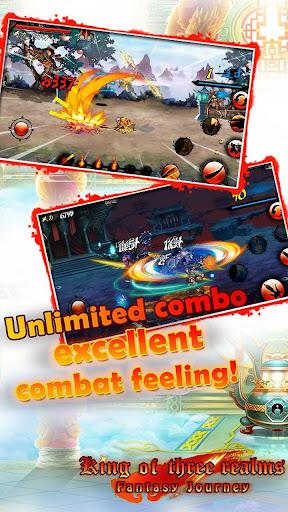 monkey king – demon battle screenshot 1
