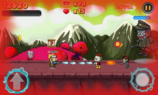 Zombie Shoot Run Hack Cheats (iOS & Android) 1