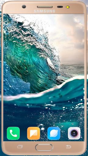 Ocean Waves Wallpaper Best HD 1.05 screenshots 1