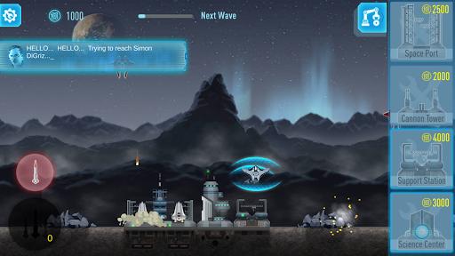 Space Port Screenshot 1