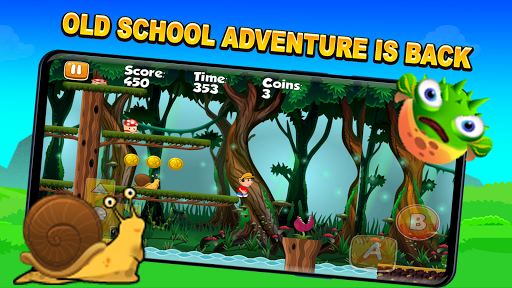 Super Bruno Adventures 4.0.3 screenshots 2