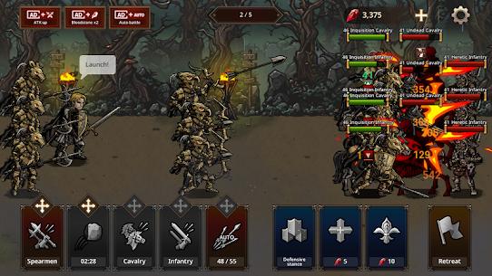 King's Blood Mod Apk: The Defense (Unlimited Bloodstones) 8