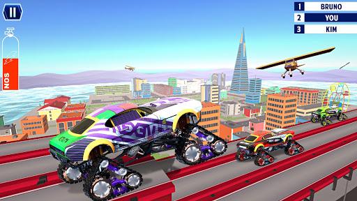 Hot Car Drag Wheels Racing  screenshots 1