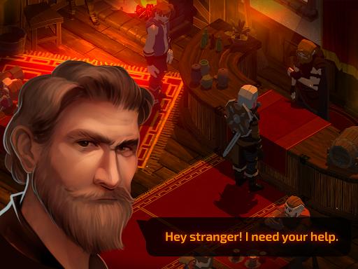 Slash of Sword 2 - Offline RPG Action Strategy screenshots 11