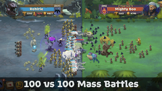 Hack Game Battle Legion - Mass Battler apk free