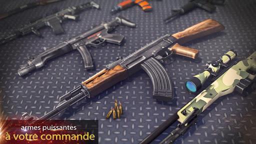 Code Triche neuf pistolet tournage FPS 3D: action Jeux apk mod screenshots 6