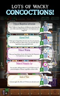 Potion Explosion Screenshot