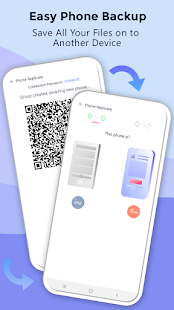 Zapya - File Transfer, Share Apps & Music Playlist 6.0 (US) Screenshots 6