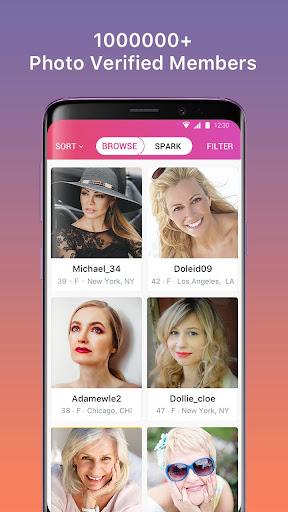 Cougar Dating App: Seeking Sugar Momma Older Women 5.4.2 Screenshots 2
