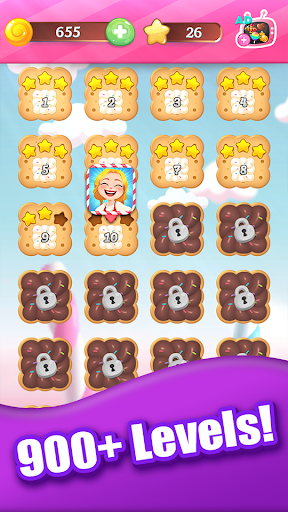 Sweet Candy Bomb: Crush & Pop Match 3 Puzzle Game 1.0.5 screenshots 5
