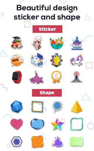 Poster Maker 2021 - Create Flyers & Posters  Screenshots 23