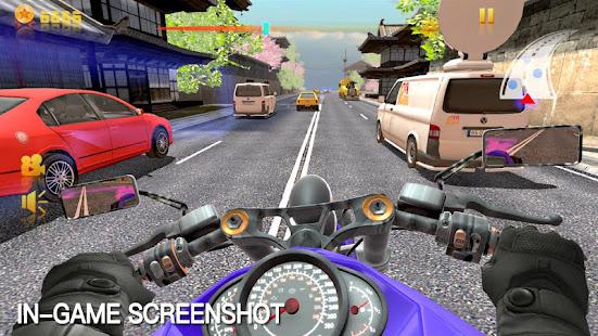 Traffic Speed Moto Rider 3D 2.0.1 Screenshots 7