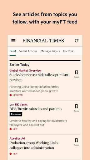Financial Times 2.87.0 screenshots 3