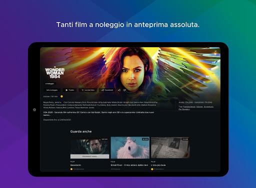 Mediaset Infinity TV apktram screenshots 10