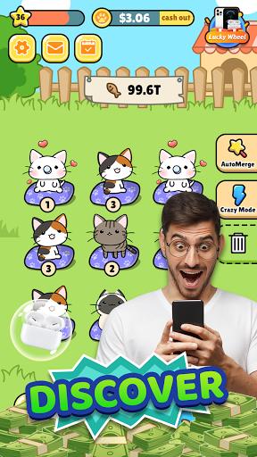 Sunny Kitten - Match Kitten and Win Lucky Reward apktram screenshots 4