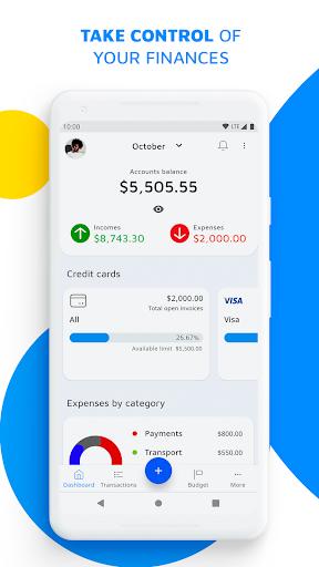 Mobills Budget Planner and Track your Finances apktram screenshots 1