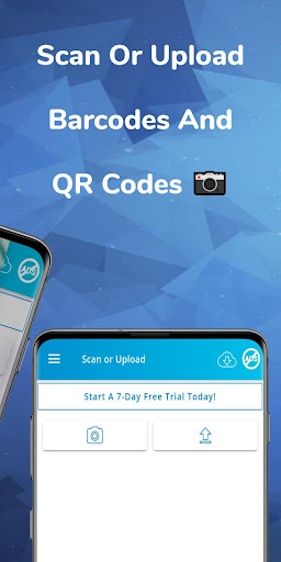 Barcode reader and QR code scanner app android2mod screenshots 2