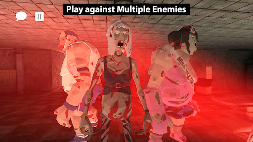 Asylum77 - Multiplayer Horror Escape  screenshots 5