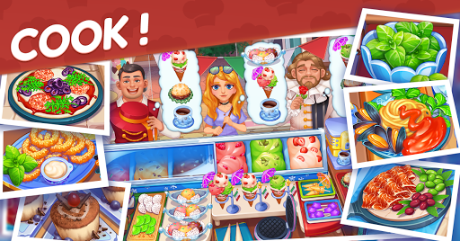 Cooking Voyage - Crazy Chef's Restaurant Dash Game 1.4.4+3878cd2 screenshots 4