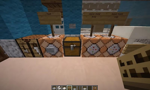 Mini Block Craft World 3D : Building Simulator apktram screenshots 4