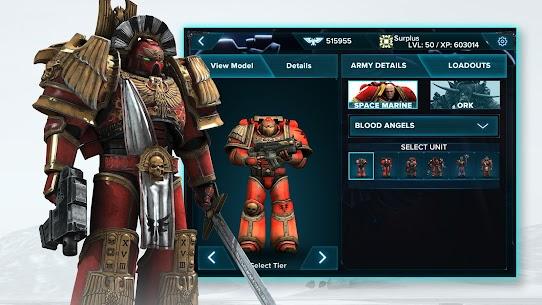 Warhammer 40000 Regicide v2.4 MOD APK 2