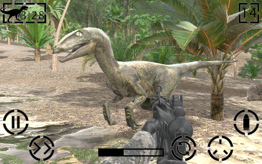 ud83eudd96DINOSAUR HUNTER: SURVIVAL GAME screenshots 3