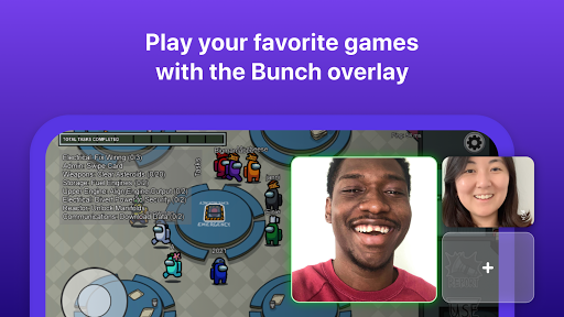 Bunch: Group Video Chat & Party Games 6.28.0 Screenshots 2