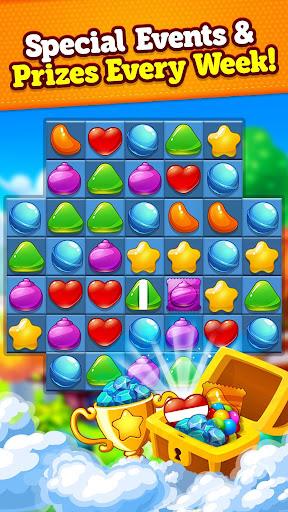 Candy Craze 2021: Match 3 Games Free New No Wifi  screenshots 2