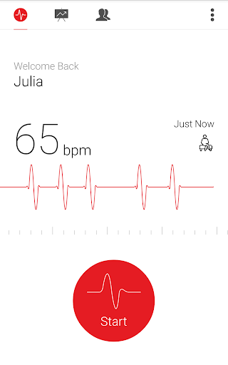 Cardiograph - Heart Rate Meter 4.1.3 Screenshots 5