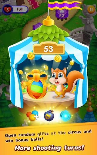 Bubble Shooter: Cat Island Mania 2020 apktram screenshots 4