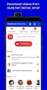 Story Saver For Facebook Stories Downloader For FB 3.8