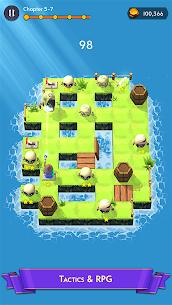 Puzzle Battle: The Hunter Mod Apk 1.10 (Lots of Money) 2