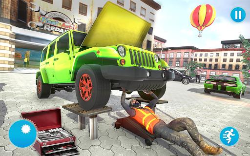 Real Car Mechanic Workshop- Junkyard Auto Repair 1.0 screenshots 3