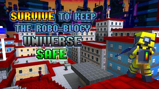 Rescue Robots Sniper Survival screenshots 5