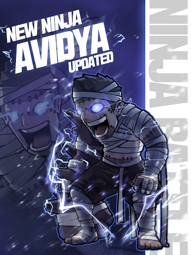 Ninja Battle : Defense  screenshots 1