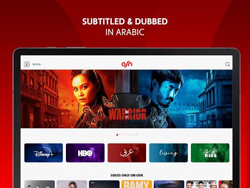 OSN - Streaming App 6.34.11 Screenshots 12