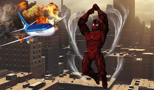 Iron Spider Ultimate Superhero Rope  screenshots 2
