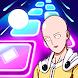 One Punch Man Theme Song Magic Beat Hop Tiles