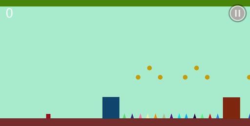 Impossible Jumps - Endless platformer game  screenshots 3