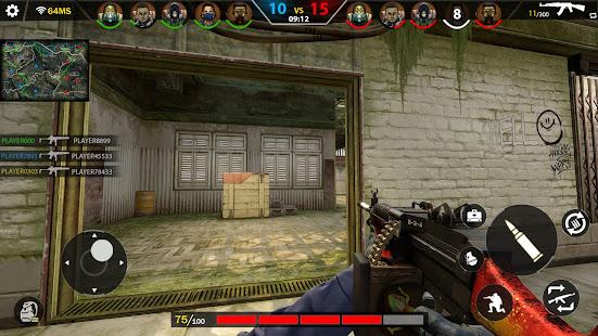 Real Commando Action Shooting Games - Gun Games 3D 1.1 Pc-softi 11