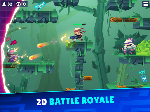 Bullet League - Battle Royale  screenshots 13