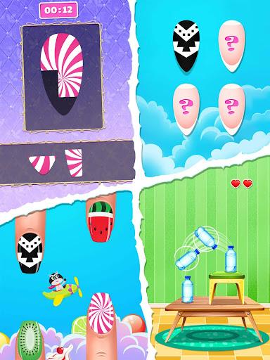 Nail Salon : Nail Designs Nail Spa Games for Girls 1.4.1 Screenshots 8
