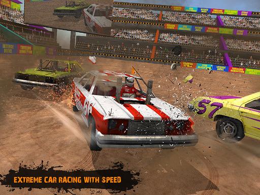 Demolition Derby Car Crash Stunt Racing Games 2021 3.0 Screenshots 14