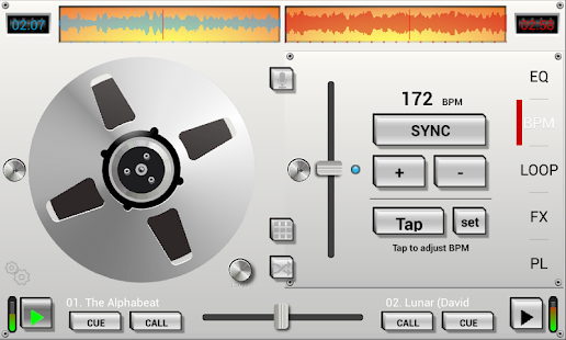 DJ Studio 5 - Free music mixer 5.7.9 Screenshots 7