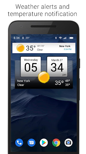 Digital clock & world weather 5.83.2 Screenshots 10