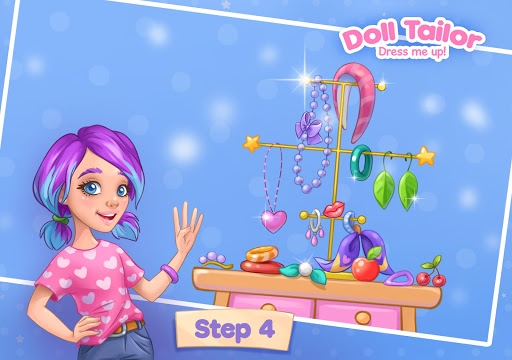 Fashion Dress up games for girls. Sewing clothes  screenshots 11