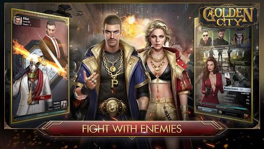 Golden City  Mafia Empire Apk 3