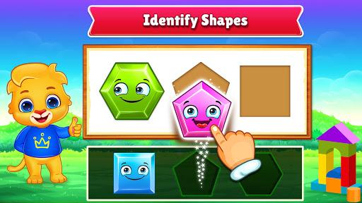 Colors & Shapes - Kids Learn Color and Shape  screenshots 2